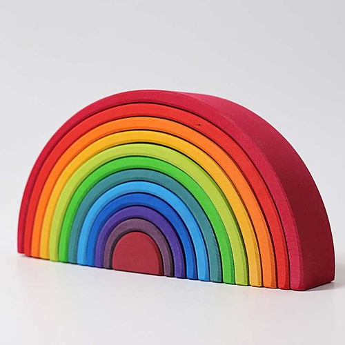 Grimms - Rainbow (Large Wooden Stacking)