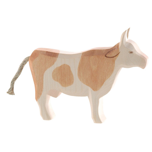 Ostheimer - Cow Standing (Brown)